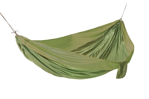 Travel Hammock Duo mossgreen-mossgreen